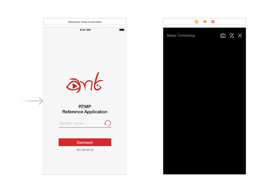 RTMP SDK'sını Native iOS Uygulamasında Nasıl Kullanabiliriz? 1