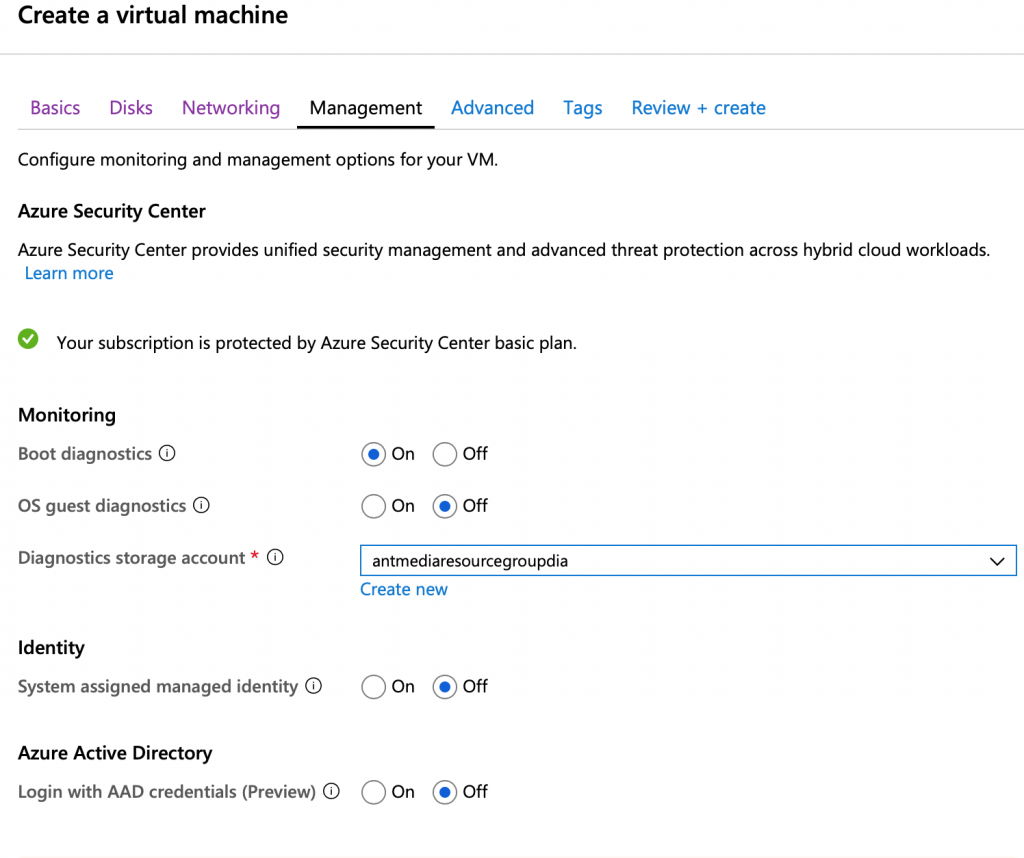 How to Setup Ant Media Server Clustering on Azure 15