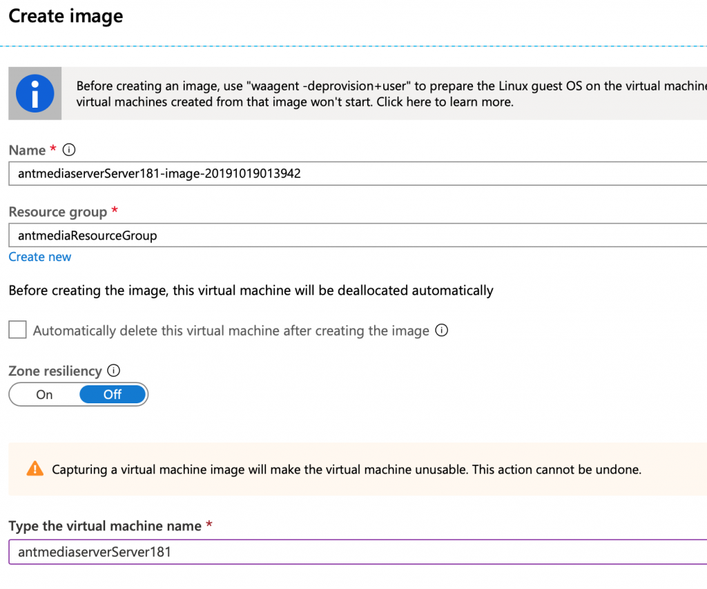 How to Setup Ant Media Server Clustering on Azure 31