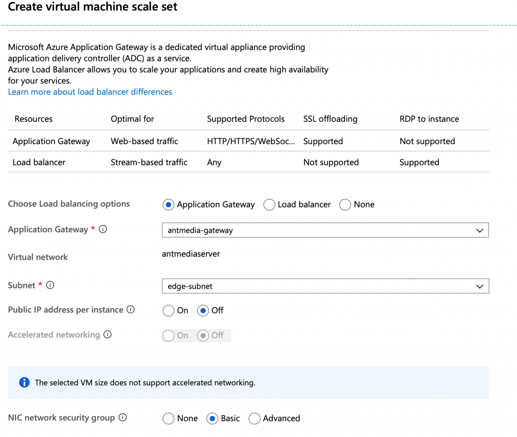 How to Setup Ant Media Server Clustering on Azure 34